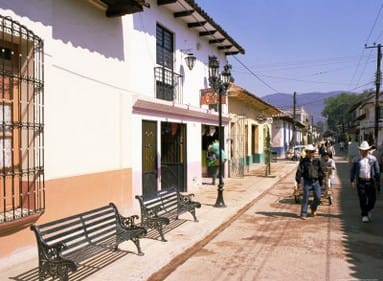 a town in mexio called chiapas