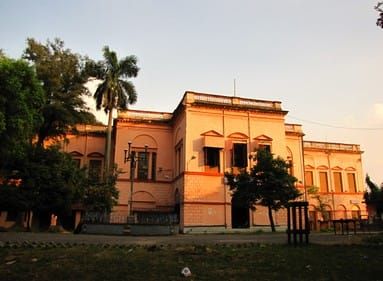 old palace in kolkata, india
